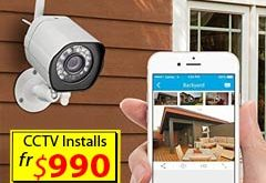 cctv-install perth electrician