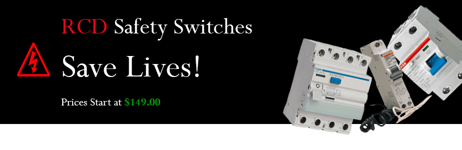 Safety Switch Installation Perth Rcd Repair Electrical